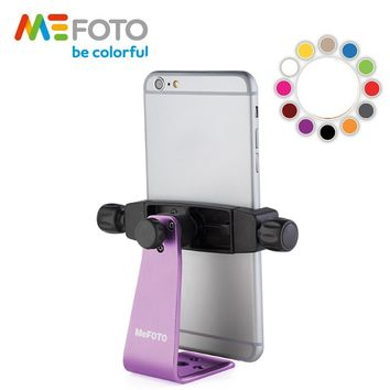 MeFOTO SideKick360 Plus MPH200 SmartPhone Adapter Mini Flexible Tripods Phone Holder Lightweight Bracket Trepied Pour Telephone