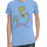 The Simpsons Classic Bart Slim-Fit T-Shirt