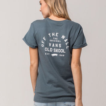 VANS Old Skool Rocker Womens Tee