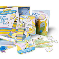 Dr. Seuss Happy Graduation Gift Set: Oh the Places You'll Go!