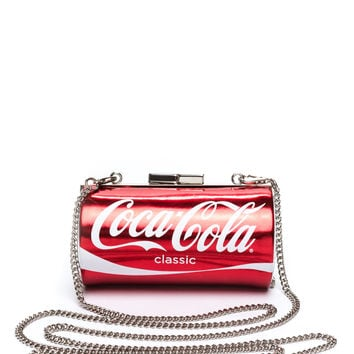 Coke Fiend Coca Cola Mini Clutch