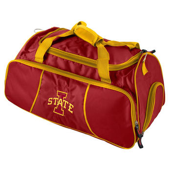 Iowa State Cyclones NCAA Athletic Duffel Bag