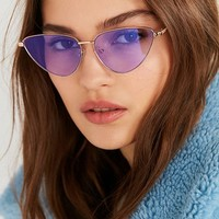 Celeste Cat-Eye Sunglasses | Urban Outfitters
