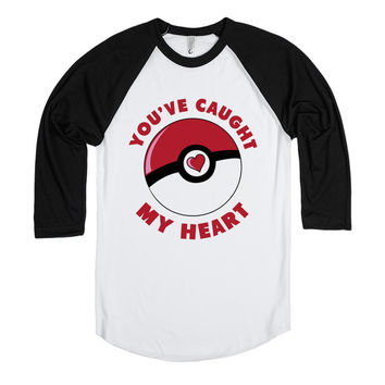 You've Caught My Heart - Pokeball