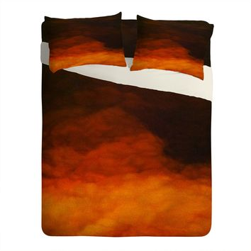 John Turner Jr Abstract Sun Sheet Set Lightweight