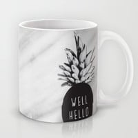 Well Hello Mug by Cafelab