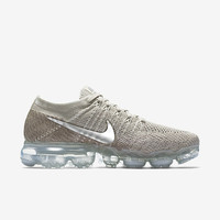 The Nike Air VaporMax Flyknit Women's Running Shoe.