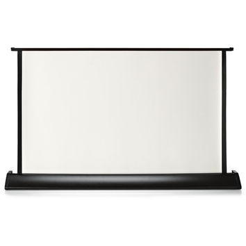 "30"" Retractable Projection Screen"