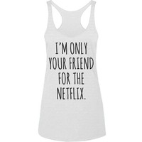 only your netflix friend: Girly Growl