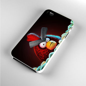 Angry Birds 4 Landscape  iPhone 4s Case