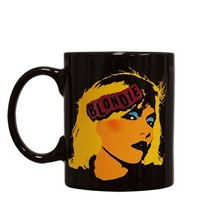 Blondie Debbie Harry Coffee Mug Cup