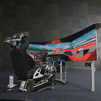 VRX iMotion Z-55 Racing Simulator