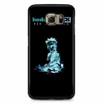 Kodak Black Invert Samsung Galaxy S6 Edge Case