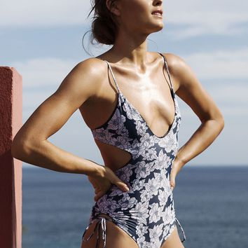 ACACIA Swimwear 2018 Greece One Piece in Blue Magnolia