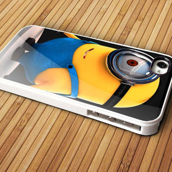 Obey Minion for iPhone 4, iPhone 5, Samsung S4, Samsung S3, Samsung S2 Hot Edition