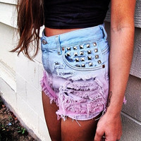 Made to Order Zues Shorts