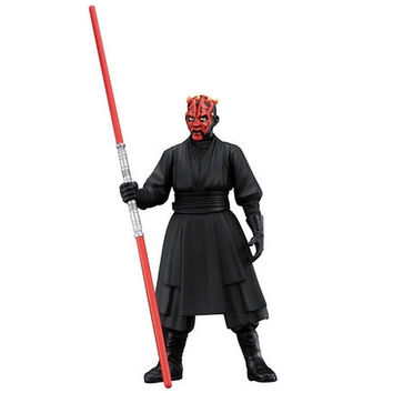 Star Wars Darth Maul The Metal Collection By Takara Tomy