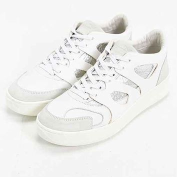 puma x alexander mcqueen move low top sneaker white  number 1