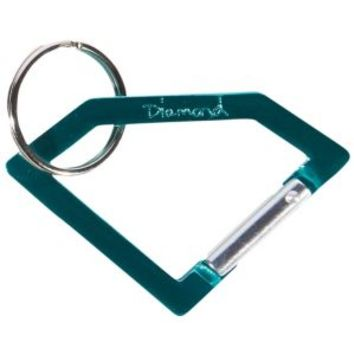 Diamond Supply Co Carabiner Rock Keychain - Men's at CCS