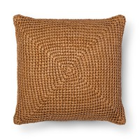 Natural Solid Throw Pillow - Threshold™