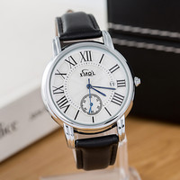 Trendy New Arrival Good Price Stylish Designer's Awesome Gift Great Deal Summer Luxury Roman Watch [4933060036]