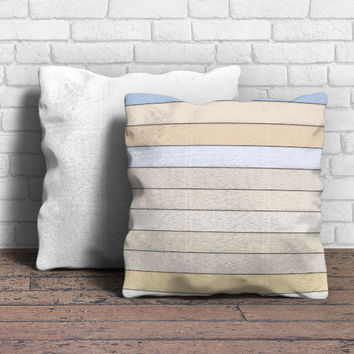 Tileable Writing Paper Patterns Pillow | Aneend