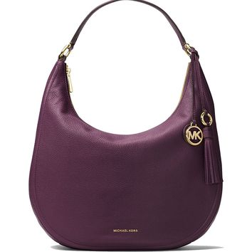 MICHAEL Michael Kors Women's Large Lydia Hobo Bag