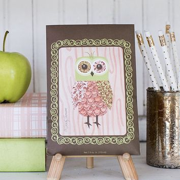 Pink Owl Scent Pack