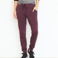 Fleece Slouchy Pant