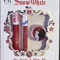 "E.L.F. Disney Snow White ""The Fairest of Them All"" Lip Collection"