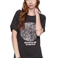 LA Hearts Raw Cut T-Shirt at PacSun.com