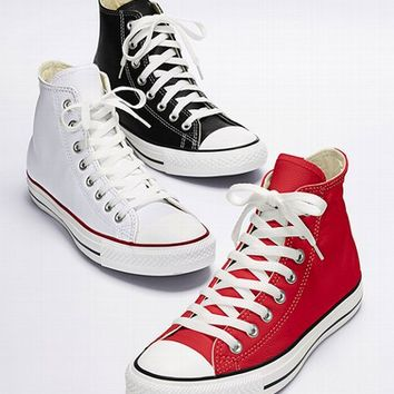 Chuck Taylor® All Star Leather Ox High Top