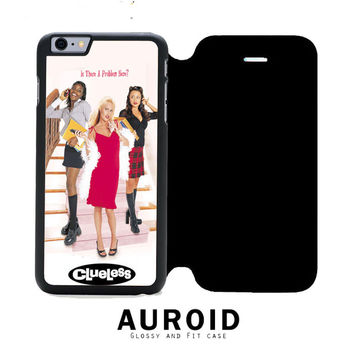 Clueless Alicia Silverstone iPhone 6S Plus Flip Case Auroid