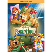Disney Robin Hood DVD + Digital Copy | Disney Store