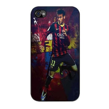 neymar jr barcelona iPhone4 4s 5 5s 5c 6 6s plus cases