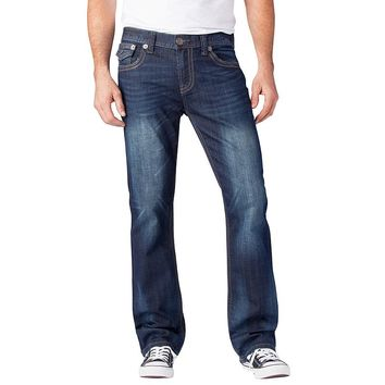 Seven7 Jagger Leg Stretch Straight Jeans - Men, Size: