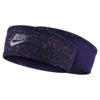Nike Lotus Running Headband (Purple)
