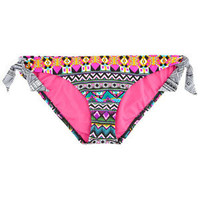 HURLEY Tribal Fusion Hipster Bikini Bottoms 202162957 | Swimsuits | Tillys.com