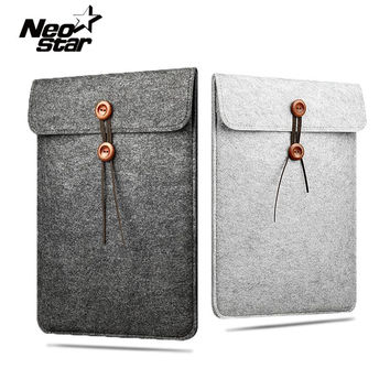Laptop Sleeve Bag For Macbook Air Pro Retina 11 13 15 Notebook Case Pouch For Mac