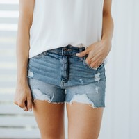Newport Denim Shorts