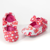 Extend Coral Baby Girl Shoes
