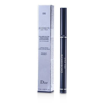 Christian Dior Diorshow Art Pen Eyeliner - # 095 Catwalk Black --1.1ml-0.037oz By Christian Dior