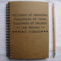 Millions of Memories- 5 x 7 journal