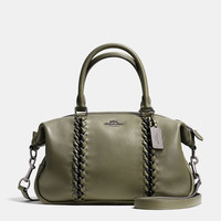 Central Satchel in Large Whiplash