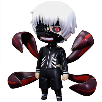 Tokyo Ghoul CHARA-FORM 007 Non Scale Figure : Ken Kaneki [Mask Ver.]