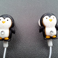 Penguin earbuds Are back in stock