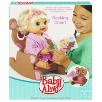Baby Alive Feature Accessory - Story Time Rocker
