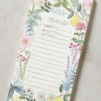 Rifle Paper Co. Spring Garden Market List in Lilac Size: One Size Books