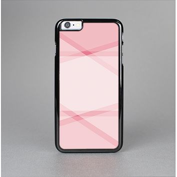 The Subtle Layered Pink Salmon Skin-Sert for the Apple iPhone 6 Plus Skin-Sert Case