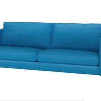 Hidden In France: blue couch